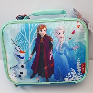 THERMOS Disney Frozen II Insulated Lunch Bag